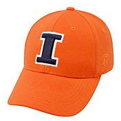 Top of the World Men's Illinois Fighting Illini Orange Premium Collection Hat