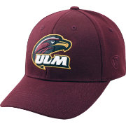 Top of the World Men's Louisiana-Monroe Warhawks Maroon Premium Collection M-Fit Hat