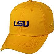 Top of the World Men's LSU Tigers Gold Crew Adjustable Hat