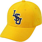 Top of the World Men's LSU Tigers Gold Premium Collection M-Fit Hat