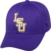 Top of the World Men's LSU Tigers Purple Premium Collection M-Fit Hat