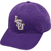 Top of the World Men's LSU Tigers Purple Relaxer Hat