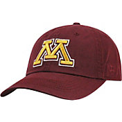Top of the World Men's Minnesota Golden Gophers Maroon Crew Adjustable Hat