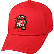 Top of the World Men's Maryland Terrapins Red Crew Adjustable Hat