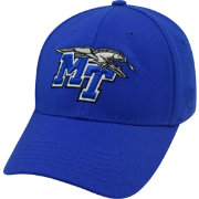 Top of the World Men's Middle Tennessee State Blue Raiders Blue Premium Collection M-Fit Hat