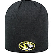 Top of the World Men's Missouri Tigers Black TOW Classic Knit Beanie