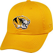 Top of the World Men's Missouri Tigers Gold Crew Adjustable Hat