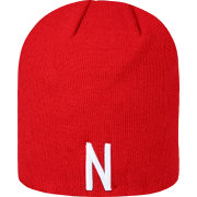 Top of the World Men's Nebraska Cornhuskers Scarlet TOW Classic Knit Beanie