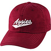 Top of the World Men's New Mexico State Aggies Crimson Crew Adjustable Hat