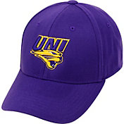 Top of the World Men's Northern Iowa Panthers Purple Premium Collection M-Fit Hat