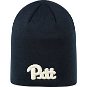 Top of the World Men's Pitt Panthers Blue TOW Classic Knit Beanie