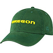 Top of the World Men's Oregon Ducks Green Crew Adjustable Hat