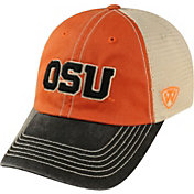 Top of the World Men's Oregon State Beavers Orange/White/Black Off Road Adjustable Hat