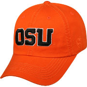 Top of the World Men's Oregon State Beavers Orange Crew Adjustable Hat