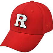 Top of the World Men's Rutgers Scarlet Knights Premium 1Fit Red Hat