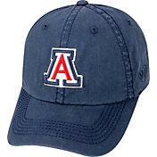 Top of the World Men's Arizona Wildcats Navy Crew Adjustable Hat