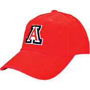Top of the World Men's Arizona Wildcats Cardinal Crew Adjustable Hat