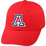 Top of the World Men's Arizona Wildcats Cardinal Crew Adjustable Hat