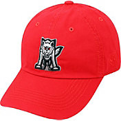 Top of the World Men's South Dakota Coyotes Red Crew Adjustable Hat