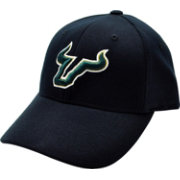 Top of the World Men's South Florida Bulls Black Premium Collection Hat