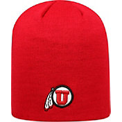 Top of the World Men's Utah Utes Crimson TOW Classic Knit Beanie