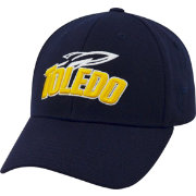 Top of the World Men's Toledo Rockets Midnight Blue Premium Collection M-Fit Hat