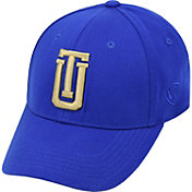 Top of the World Men's Tulsa Golden Hurricane Blue Premium Collection M-Fit Hat