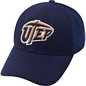 Top of the World Men's UTEP Miners Navy Premium Collection M-Fit Hat