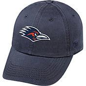 Top of the World Men's UT San Antonio Roadrunners Blue Crew Adjustable Hat