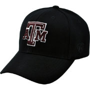 Top of the World Men's Texas A&M Aggies Black Premium Collection M-Fit Hat
