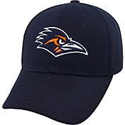 Top of the World Men's UT San Antonio Roadrunners Blue Premium Collection M-Fit Hat