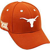 Top of the World Men's Texas Longhorns Burnt Orange Triple Conference Hat