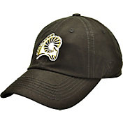 Top of the World Men's VCU Rams Black Crew Adjustable Hat