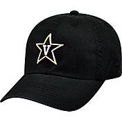 Top of the World Men's Vanderbilt Commodores Black Crew Adjustable Hat