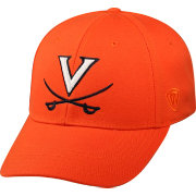 Top of the World Men's Virginia Cavaliers Orange Premium Collection M-Fit Hat
