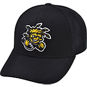 Top of the World Men's Wichita State Shockers Black Premium Collection M-Fit Hat