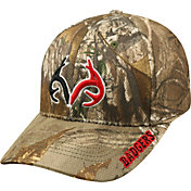 Top of the World Men's Wisconsin Badgers Camo Realtree Xtra 1Fit Hat