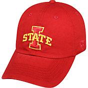 Top of the World Men's Iowa State Cyclones Cardinal Crew Adjustable Hat