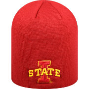 Top of the World Men's Iowa State Cyclones Cardinal TOW Classic Knit Beanie