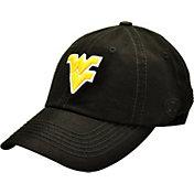 Top of the World Men's West Virginia Mountaineers Black Crew Adjustable Hat