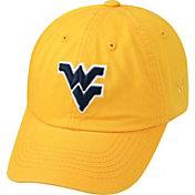 Top of the World Men's West Virginia Mountaineers Gold Crew Adjustable Hat