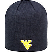 Top of the World Men's West Virginia Mountaineers Blue TOW Classic Knit Beanie