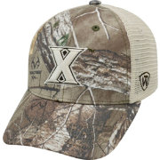 Top of the World Men's Xavier Musketeers Camo Prey Hat