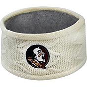 Top of the World Women's Florida State Seminoles Cream Ziggyband Knit Headband