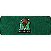 Top of the World Women's Marshall Thundering Herd Green Knit Headband