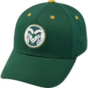 Top of the World Youth Colorado State Rams Green Rookie Hat