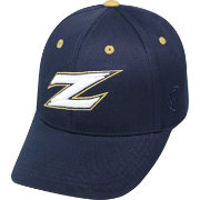 Top of the World Youth Akron Zips Navy Rookie Hat