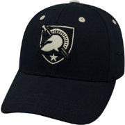 Top of the World Youth Army West Point Black Knights Rookie Army Black Hat
