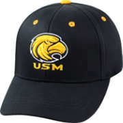 Top of the World Youth Southern Miss Golden Eagles Rookie Black Hat