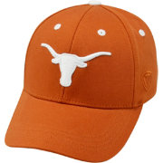 Top of the World Youth Texas Longhorns Burnt Orange Rookie Hat